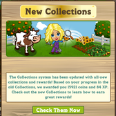 FarmVille Collections Update: Everything you need to know