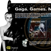 Zynga Game Cards from Best Buy get Gaga-fied