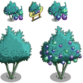 FarmVille GagaVille Sneak Peek: Are Gem Fruit Trees even edible?