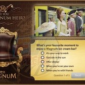 Earn 2 free FarmVille Farm Cash in Magnum Ice Cream promotion