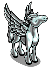 FarmVille Chrome Pegasus