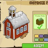 FrontierVille: Building customization options disappear, but is it a bug?