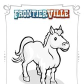 FrontierVille Design Your Horse Contest: Draw up the next Horse on the homestead