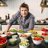 Jamie Oliver brings the food revolution to Restaurant City on Facebook