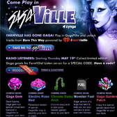 Want more GagaVille items? Listen to 102.7 KIIS FM starting May 19
