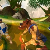 A Mystical Land: Cartoony MMO bakes in Facebook sharing