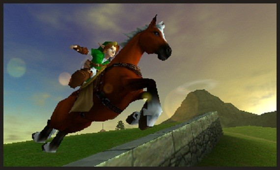 Legend of Zelda Ocarina of Time 3D