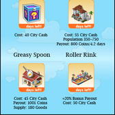 CityVille Mystery Crate offers three new items at a high price