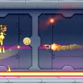 E3 2011: Halfbrick's Machine Gun Jetpack sends Barry Steakfries to new heights