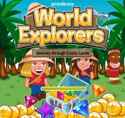 Arookoo World Explorers