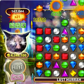 Bejeweled Blitz 'Cat's Eye Caturday': Play for extra boosts on June 25
