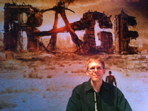 john carmack e3 interview social games