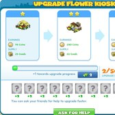 CityVille Flower Kiosk Upgrades: Everything you need to know