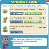 CityVille Spring Fling: Everything you need to know