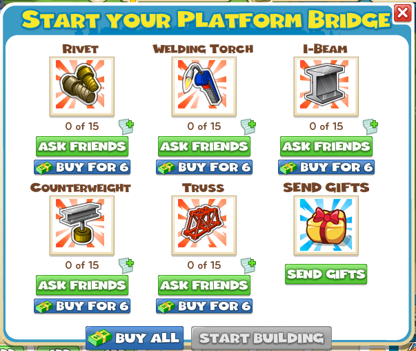 Start your Platform Bridge
