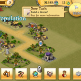 Playdom's City of Wonder on iPhone: Conquer the world wherever