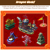 Empires & Allies: 'Dragon Week' goal unleashes limited edition warship and decor