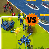 Facebook Game Faceoff: Empires & Allies vs Army Attack