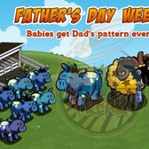 FarmVille: Father's Day weekend means 100% pattern success when breeding Pigs and Sheep