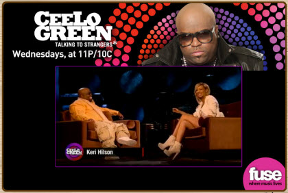 Cee Lo Green Farm Cash