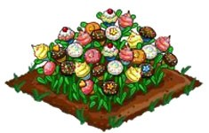 farmville birthday cupcake crop
