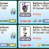 FarmVille Birthday Decorations: Balloon House, Animal Balloon and more