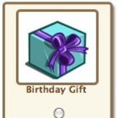 FarmVille: Second free Birthday Gift offers Birthday Ewe,