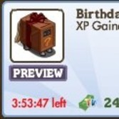 FarmVille Birthday Mystery Crate offers miniature ponies for a very limited time