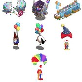 FarmVille Sneak Peek: Birthday Chicken, Balloon House and other birthday goodies