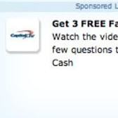 Earn 3 free FarmVille Farm Cash in Capital One promotion