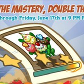 FarmVille: Double Mastery on now through Friday