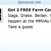 Earn 2 free FarmVille Farm Cash in FUSE promotion