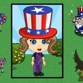 FarmVille: Dress your avatar (and farm) up for the 4th of July with top hats, pinwhee