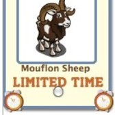 FarmVille: Mouflon Sheep available as free gift for a limited time