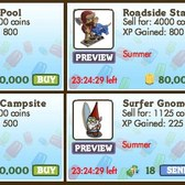FarmVille Summer items return for one day only as Birthday Cl