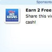 Earn 2 free FarmVille Farm Cash in Rice Krispies promotion