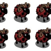 FarmVille: Spade Ram brings Spade pattern to Sheep Breeding