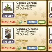 FarmVille: Say yee-haw for Wild West items available for one day only