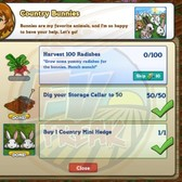 FarmVille Country Bunnies Goal: Everything you need to k