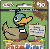 Want a $10 FarmVille Game Card? Use Bing Rewards