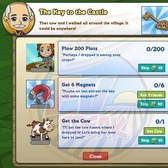 FarmVille The Key to the Castle Goal: Everything you need to know