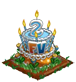 FarmVille Birthday Cake Crop Stage 4