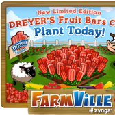 FarmVille gets fruity with Dreyer's Fruit Bar limited edition crop