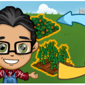 FarmVille Sneak Peek: Trading Post--sell crops for Coins