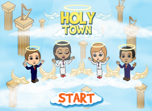 Holy Town Christian Facebook game