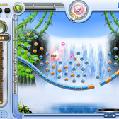 HotShot on Facebook: Peggle has arrived, but it's not PopCap's game