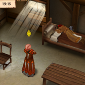 E3 2011: The Sims: Medieval on iPhone wants you to party like its 1399