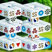 Mahjongg Dimensions Blast puts fun twists on the established tile-matching formula