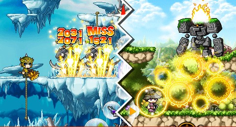 MapleStory iOS
