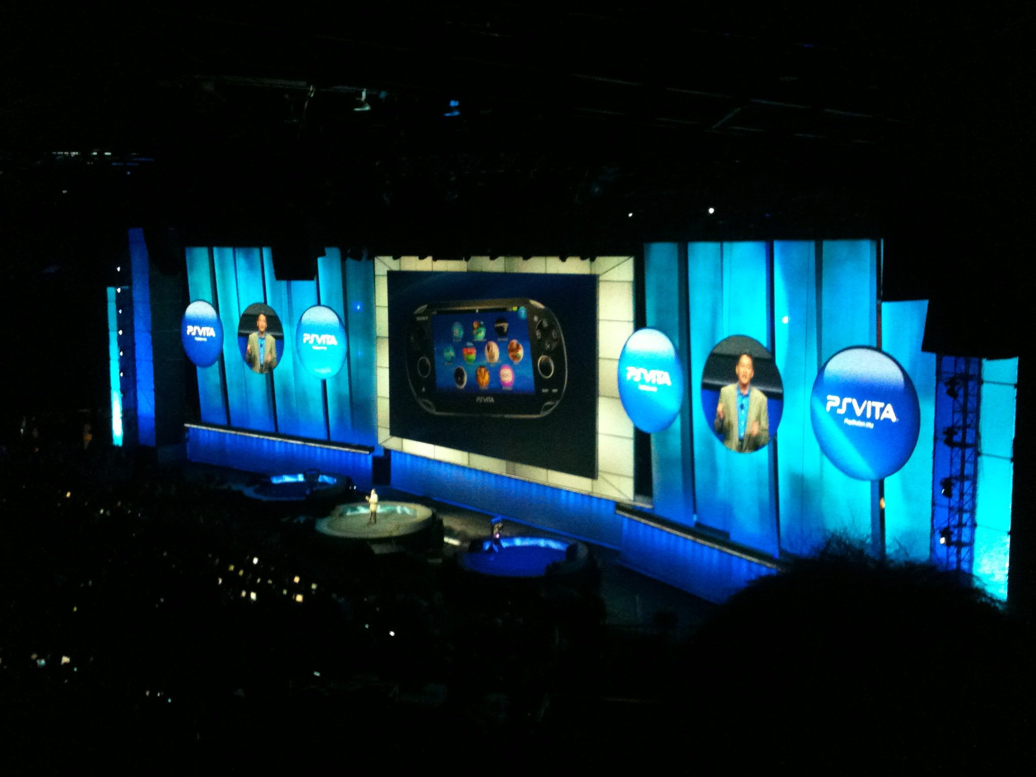 e3 2011 playstation vita